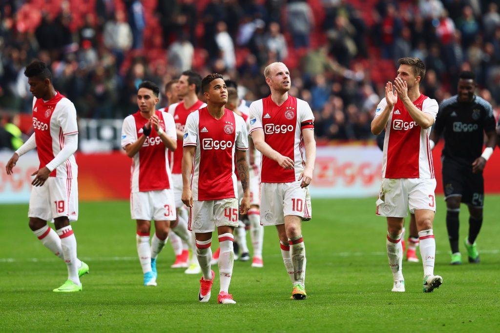 Ajax Kapitän zum FC Schalke 04?