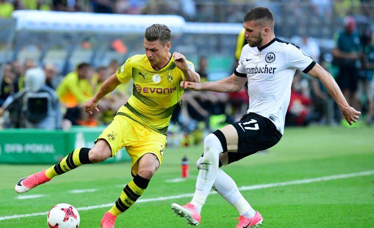 Frankfurt gegen Dortmund: Die Eintracht fordert den