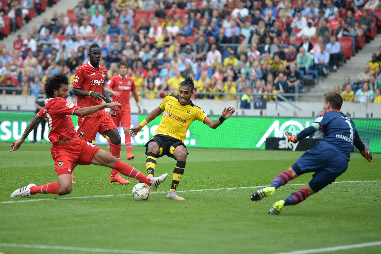 Dortmund Gegen Hannover
