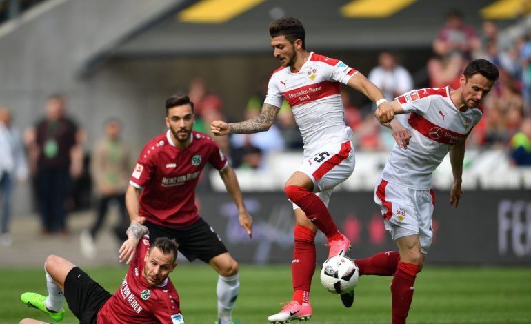 Hannover Gegen Stuttgart