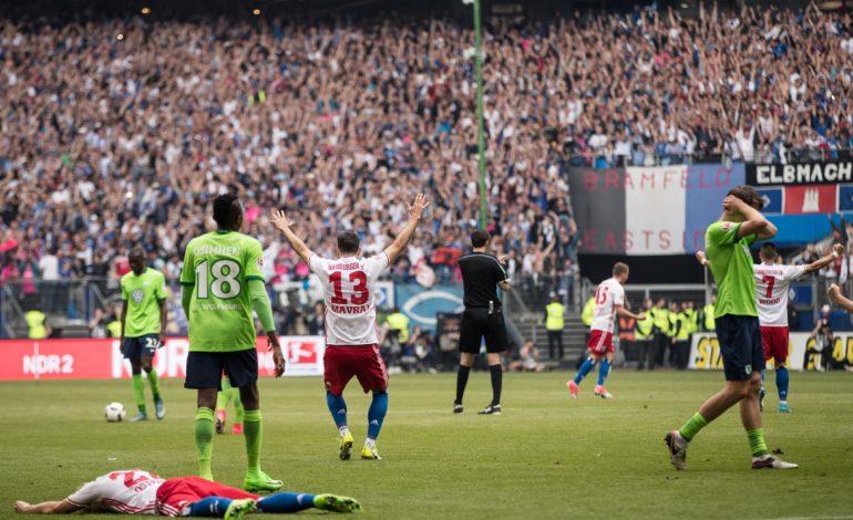 Hamburg Gegen Wolfsburg
