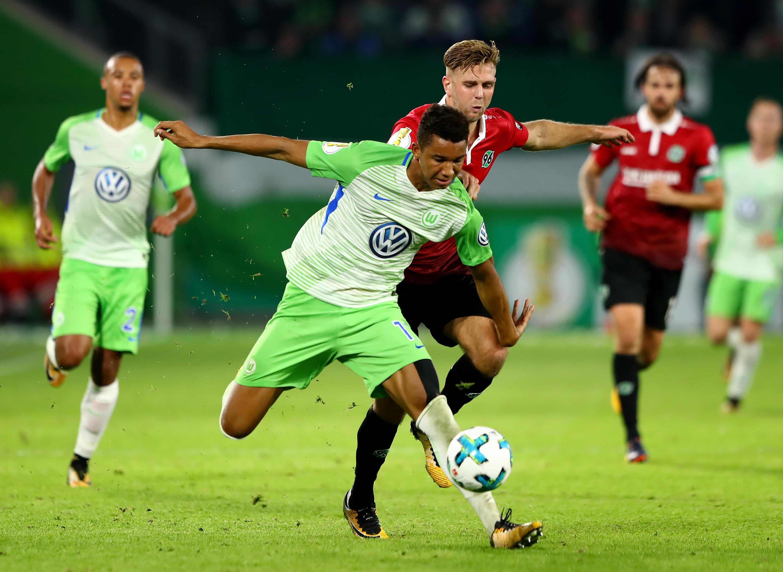 Hannover Gegen Wolfsburg