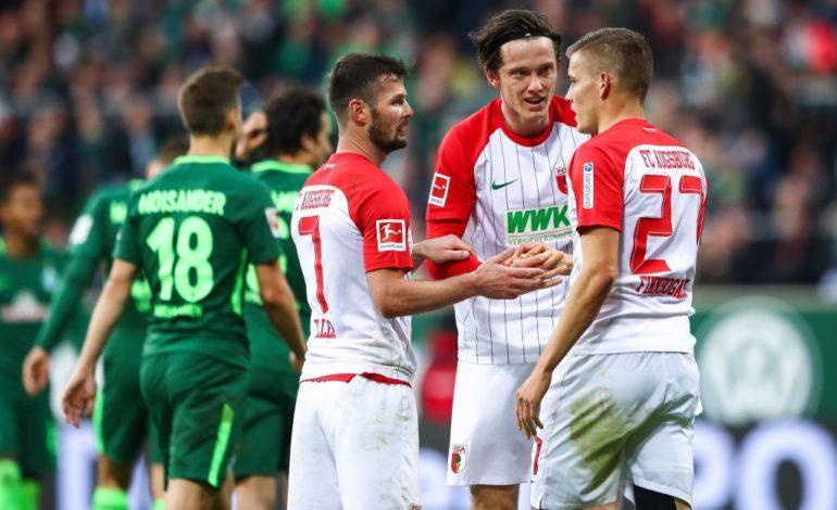 Augsburg Gegen Bremen
