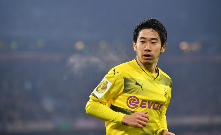 Shinji Kagawa vor Wechsel in die Premier League?