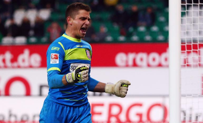 1.FC Nürnberg Patric Klandt
