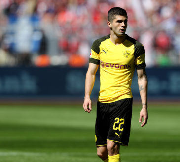 Chelsea wohl in Pole-Position im Rennen um Christian Pulisic