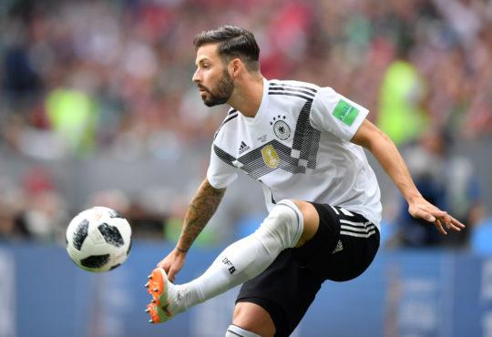 Nationalspieler Marvin Plattenhardt könnte es von Hertha BSC in die Premier League ziehen.