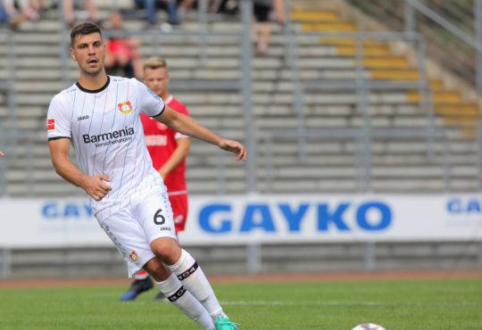 Wechselt Dragovic nach Italien?
