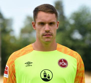 Christian Mathenia 1.FC Nürnberg Fabian Bredlow Michael Köllner