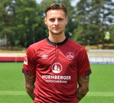 Robert Bauer 1.FC Nürnberg Club