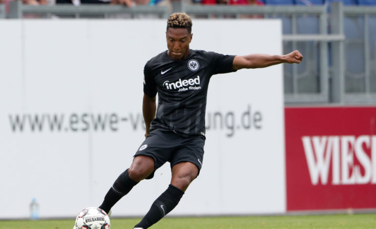 de Guzman Eintracht Frankfurt FC Sevilla Ante Rebic