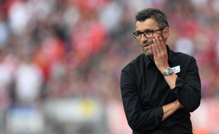 Ewerton Michael Köllner 1.FC Nürnberg Andreas Bornemann