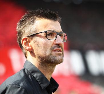 1.FC Nürnberg SV Linx DFB-Pokal Michael Köllner Koellner Fabian Bredlow Eduard Löwen Adrian Vollmer