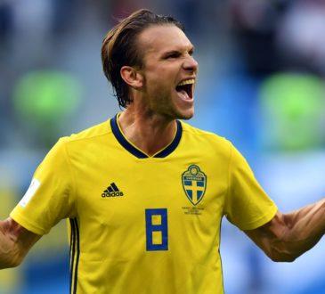 Albin Ekdal Hamburger SV Benfica Sporting Lissabon Ralf Becker Schweden