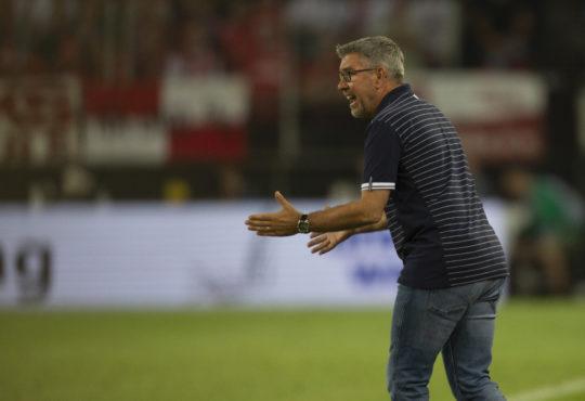 DFB-Pokal: Carl-Zeiss Jena gegen Union Berlin