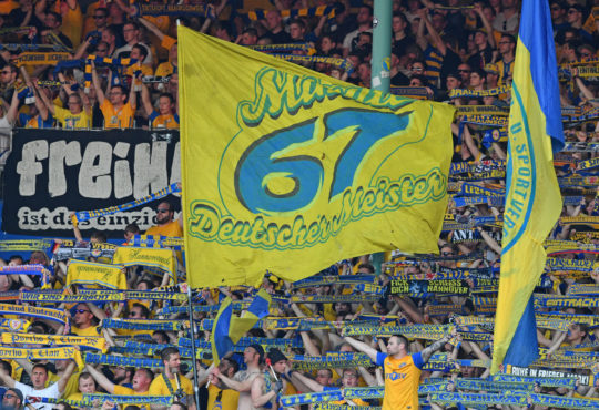 DFB-Pokal : Braunschweig vs. Hertha