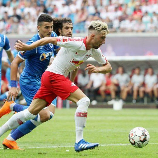 RB Leipzig vor EL-Quali-Rückspiel