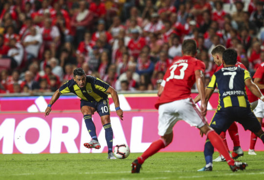 Bundesligisten bei Benfica - Fenerbahce