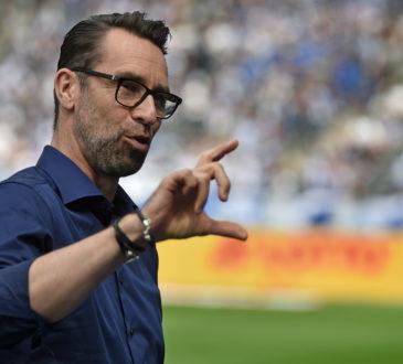 Preetz feilscht an Hertha-Kader