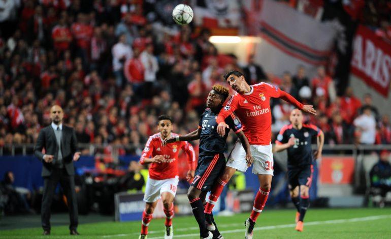 Benfica gegen Bayern