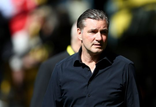 Bundesligisten beobachten Valencia - Juve