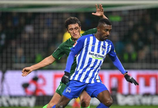 Bremen gegen Hertha - wer kann seine Serie ausbauen?