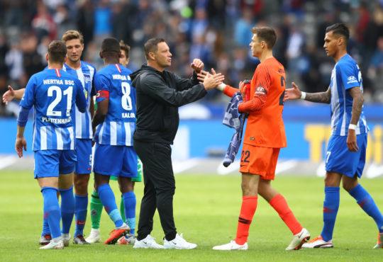 Die Mannschaft von Hertha BSC belehrt derzeit alle Kritiker eines Besseren