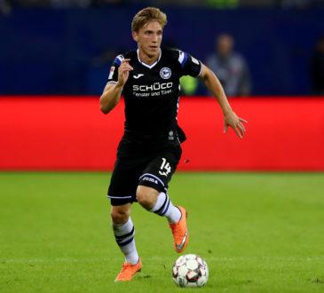 Edmundsson überzeugt in Bielefeld