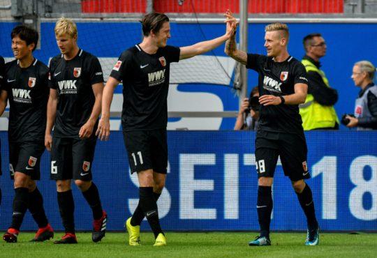 Hahn ist glücklich in Augsburg und tritt gegen den HSV nach