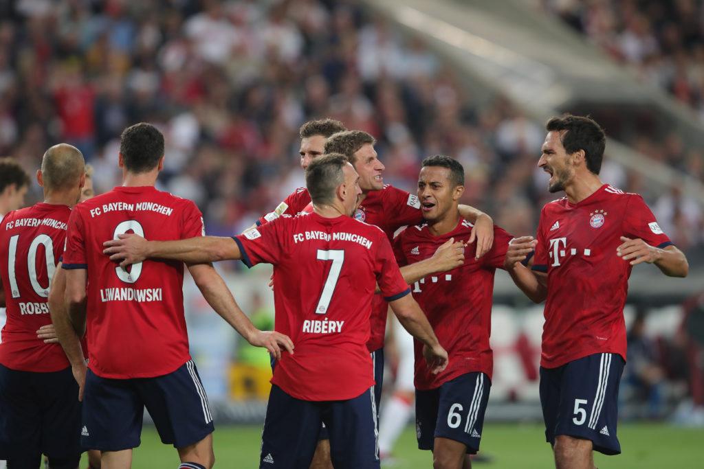 Spielstand Bayern Gegen Leverkusen