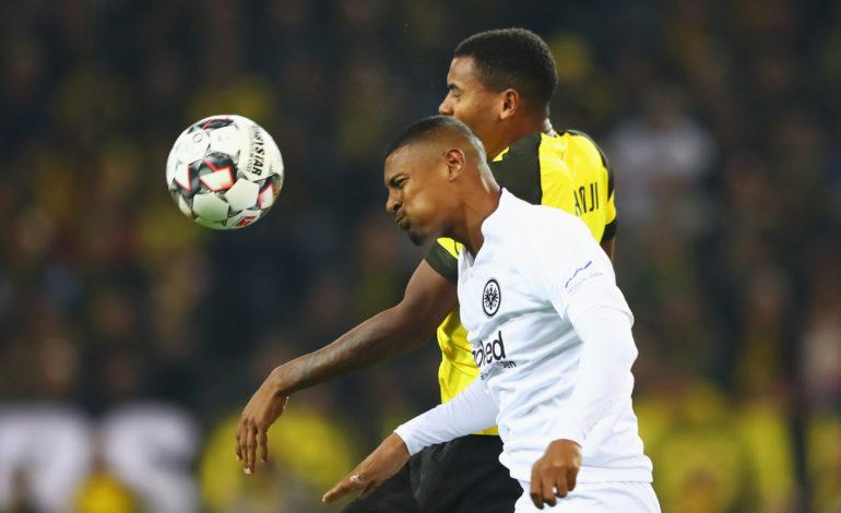 Stürmer Sebastian Haller im Fokus vom BVB