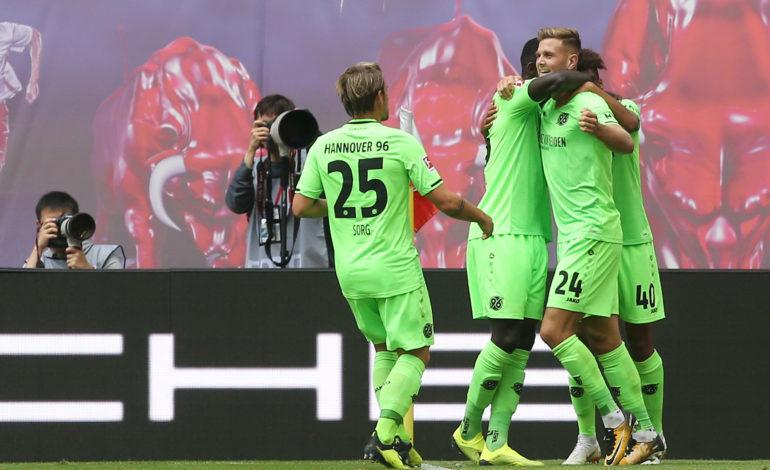 Hannover 96 Eintracht Frankfurt 1.Bundesliga Bundesliga André Breitenreiter Adi Hütter Niclas Füllkrug