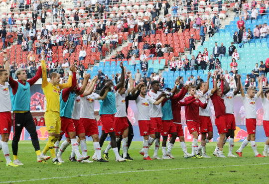 Leipzig möchte gegen Salzburg erfolgreich in die EL starten