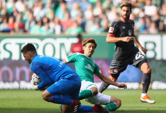1.FC Nürnberg Fabian Bredlow Georg Margreitter Christian Mathenia Michael Köllner Koellner Bundesliga