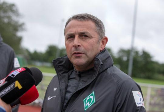 Werder-Situation: Klaus Allofs äußert sich