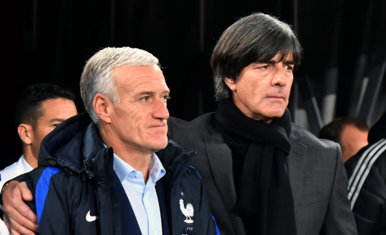 UEFA Nations League Deutschland Frankreich Niederlande Joachim Löw Didier Deschamps