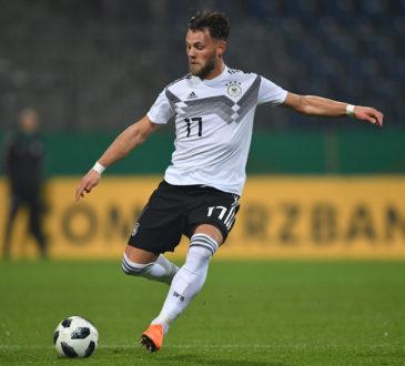 Eduard Löwen Loewen 1.FC Nürnberg DFB U21 Michael Köllner Koellner Stefan Kuntz