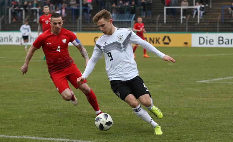 Johannes Eggestein musste seine Länderspielreise mit der U20-Nationalmannschaft vorzeitig beenden. Nun ist der Stürmer zurück in Bremen.