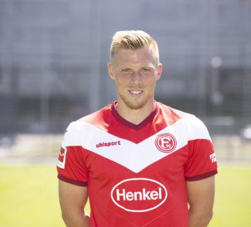 Stürmer Rouwen Hennigs äußerte sich im Interview unter anderem zum Saisonstart der Düsseldorfer. Dazu sprach er über das Saisonziel der Fortuna.