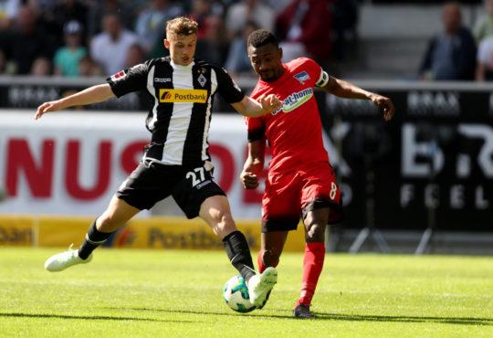 Hertha gegen Gladbach: Das Duell der Ungeschlagenen