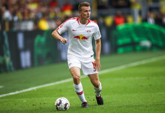 Lukas Klostermann im Fokus des FC Bayern