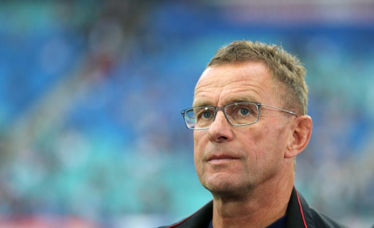 Rangnick spricht über RB Leipzig