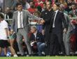 Scouts beobachten Benfica - Bayern