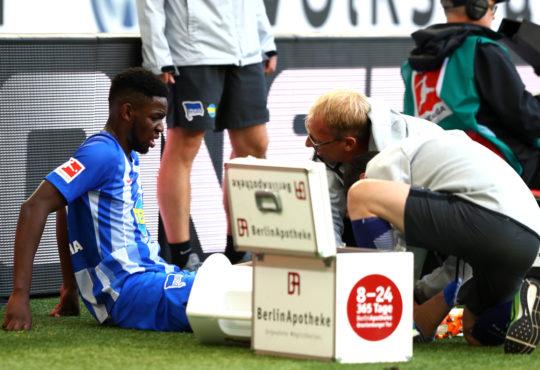 Jordan Torunarigha nach Wolfsburg-Spiel verletzt - wer kann ihn ersetzen?