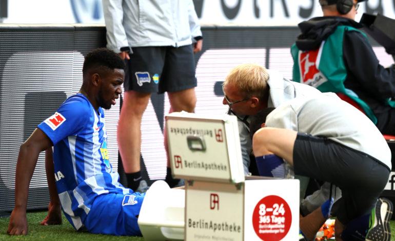 Rückkehrer bei Hertha BSC: Torunrigha und Grujic vor Comeback