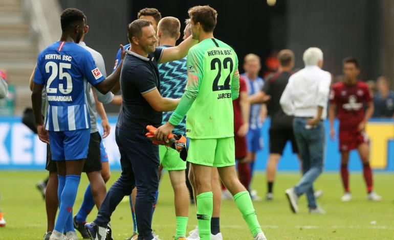 Hertha startet erfolgreich in die Saison - wie kommt es?