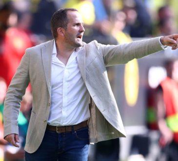 Manuel Baum spricht über seinen Trainer-Alltag
