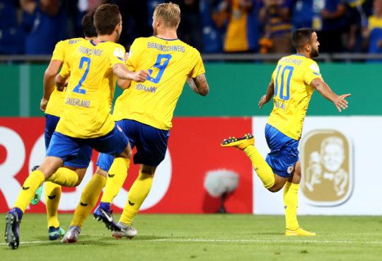 Braunschweig möchte zweiten Saisonsieg