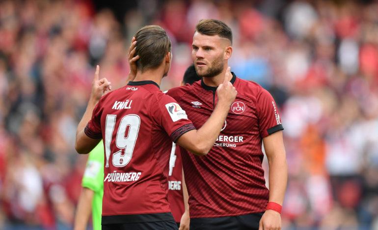 1.FC Nürnberg Eduard Löwen Michael Köllner Bundesliga 1.Bundesliga
