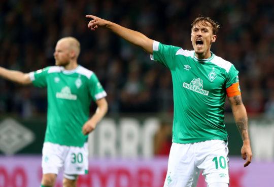 SV Werder Bremen VfL Wolfsburg Bundesliga 1.Bundesliga Florian Kohfeldt Bruno Labbadia Max Kruse